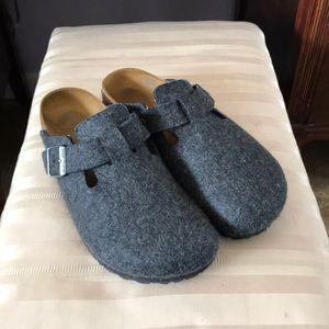 Clog style Birkenstocks